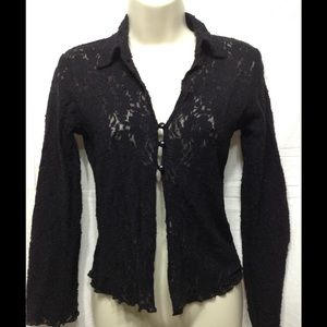 Junior's size Medium A BYER lace blouse